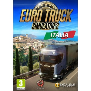 Euro Truck Simulator 2 - Italia Digital/ PC Steam