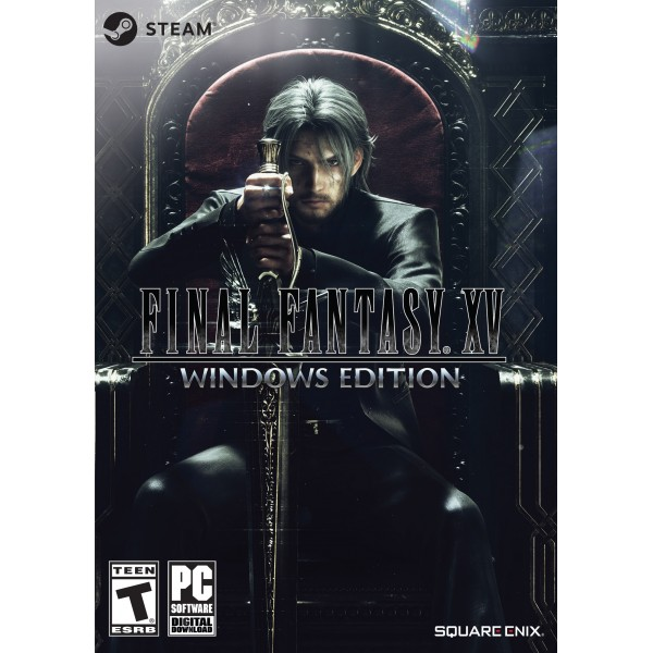 FINAL FANTASY XV WINDOWS EDITION Digital (código) / PC Steam