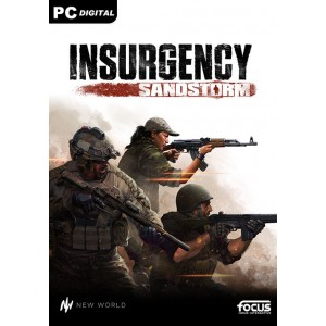 Insurgency: Sandstorm Digital (Código) / PC Steam