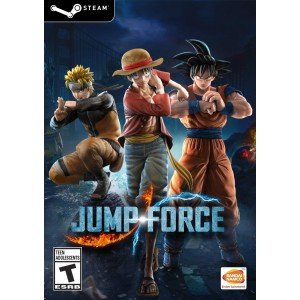 Jump Force Digital (código) / PC Steam