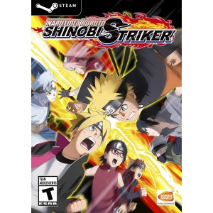 Naruto to Baruto: Shinobi Striker Digital (código) / PC Steam