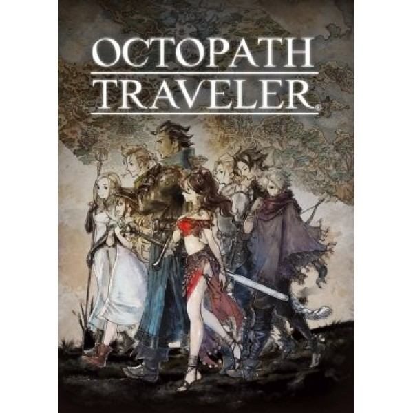 Octopath Traveler Digital (código) / Pc Steam
