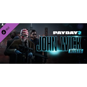PAYDAY 2: John Wick Heists Digital (Código) / PC Steam