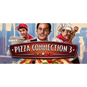 Pizza Connection 3 Digital (Código) / PC Steam