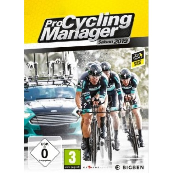 Pro Cycling Manager 2019 Digital (Código) / PC Steam
