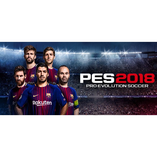 Pro Evolution Soccer 2018 PES 18 Digital (Código) / PC Steam