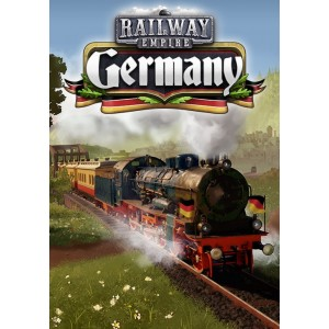 Railway Empire - Germany Digital / PC Steam