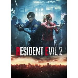 Resident Evil 2 Digital (código) / PC Steam