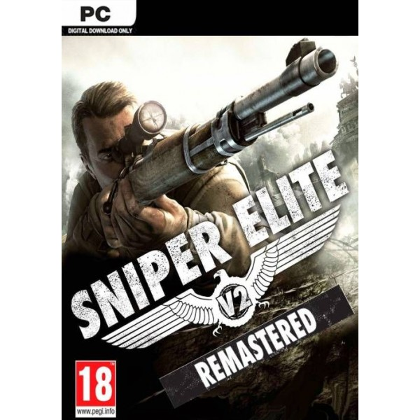 Sniper Elite V2 Remastered Digital (Código) / PC Steam