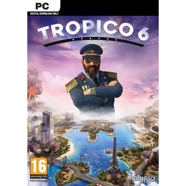 Tropico 6 Digital (Código) / PC Steam
