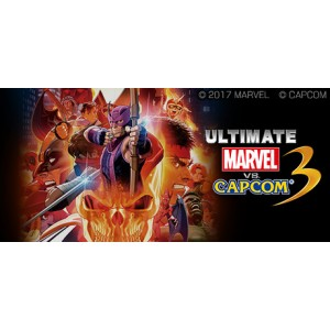 Ultimate Marvel vs. Capcom 3 Digital (Código) / PC Steam