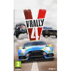 V-Rally 4 Digital (código) / PC Steam