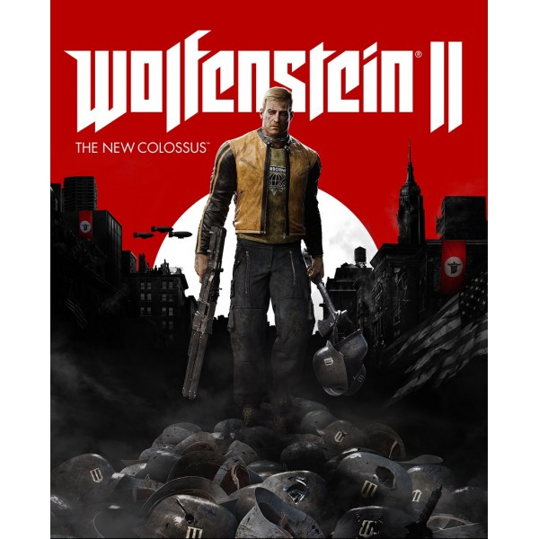 Wolfenstein II: The New Colossus Digital (código) / PC Steam