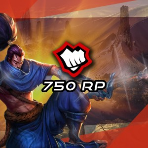 750 Riot Points League Of Legends Lol - OFICIAL