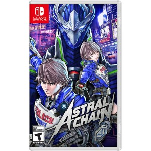 Astral Chain (físico) / Nintendo Switch - Envío Gratuito