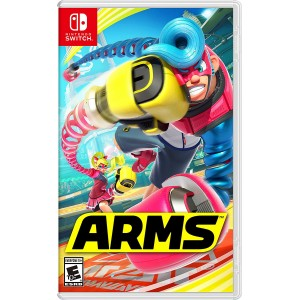 Arms Digital (Código) / Nintendo Switch
