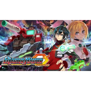 Blaster Master Zero Digital (Código) / Nintendo Switch