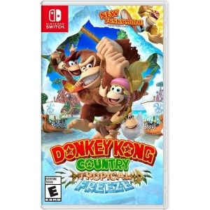 Donkey Kong Country: Tropic Freeze Digital (código) / Nintendo Switch