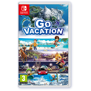 Go Vacation Digital (Código) / Nintendo Switch