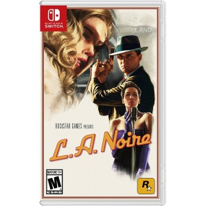 L.A. Noire Digital (Código) / Nintendo Switch