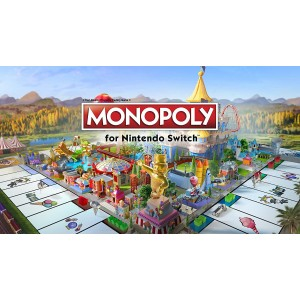 MONOPOLY Nintendo Switch Digital (Código) / Nintendo Switch