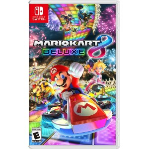 Mario Kart 8 Deluxe Digital (Código) / Nintendo Switch