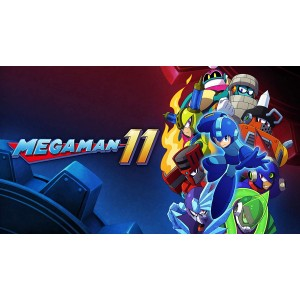 Mega Man 11 Digital (Código) / Nintendo Switch