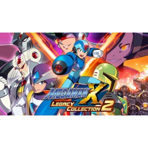 Mega Man X Legacy Collection 2 Nintendo Switch Digital (Código) / Nintendo Switch