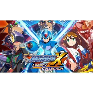 Mega Man X Legacy Collection Nintendo Switch Digital (Código) / Nintendo Switch