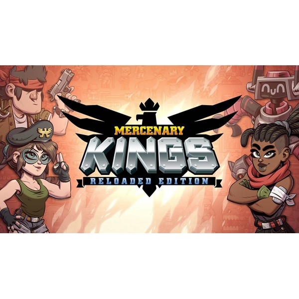 Mercenary Kings: Reloaded Edition Digital (Código) / Nintendo Switch