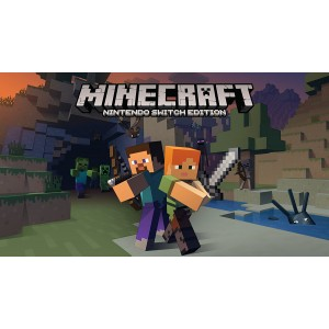 Minecraft: Nintendo Switch Edition Digital (Código) / Nintendo Switch