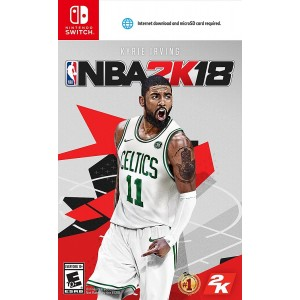 NBA 2K18 Digital (Código) / Nintendo Switch