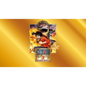 One Piece Pirate Warriors 3 Deluxe Edition Digital (código) / Nintendo Switch