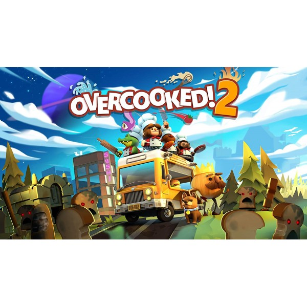 Overcooked! 2 Digital (código) / Nintendo Switch
