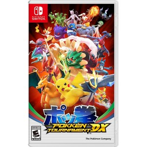 Pokken Tournament DX Digital (Código) / Nintendo Switch