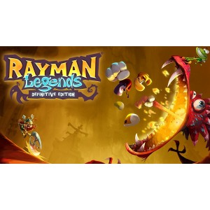 Rayman Legends Definitive Edition Digital (código) / Nintendo Switch