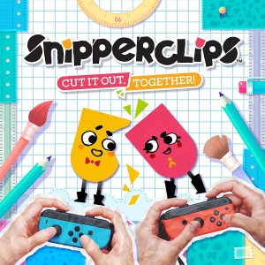 Snipperclips – Cut it out, together! Digital (Código) / Nintendo Switch