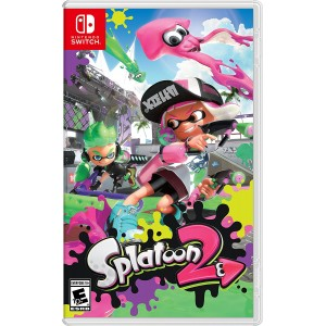 Splatoon 2 Digital (Código) / Nintendo Switch