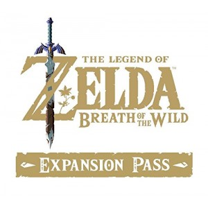 The Legend of Zelda: Breath of the Wild Expansion Pass Digital (Código) / Wii U