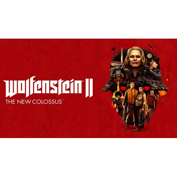Wolfenstein II: The New Colossus Digital (código) / Nintendo Switch