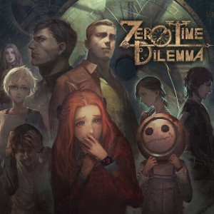 Zero Time Dilemma Digital (código) / Ps Vita