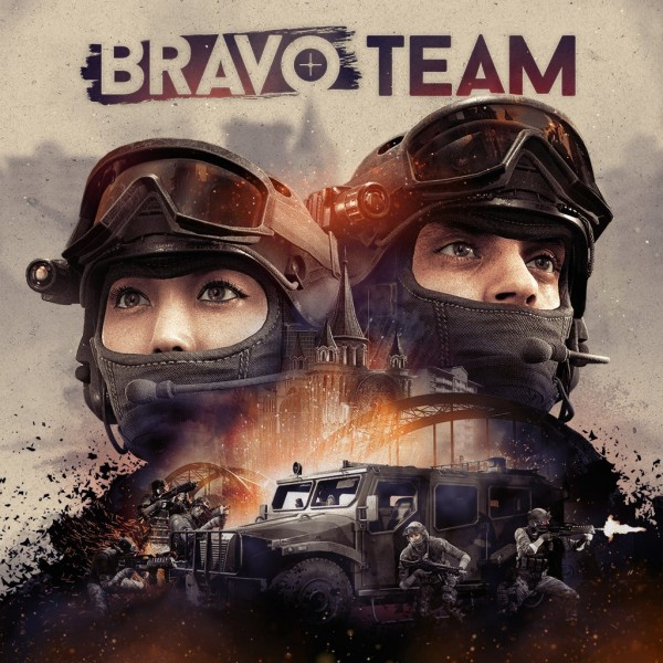 Bravo Team Digital (código) / PlayStation VR