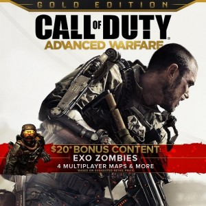Call of Duty: Advanced Warfare - Gold Edition Digital (código) / Ps3
