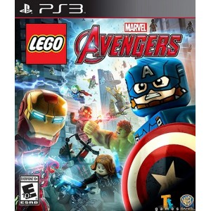 Lego Marvel's Avengers Digital (código) / Ps3