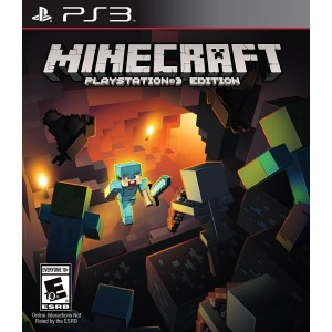 Minecraft Digital (código) / Ps3