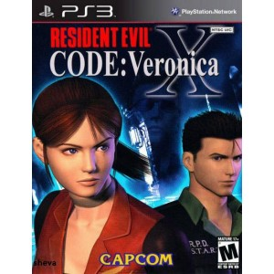 Resident Evil Code Veronica X Digital (código) / Ps3