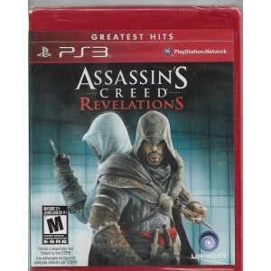 Assassins Creed Revelations (físico) / Ps3- Envío Gratuito