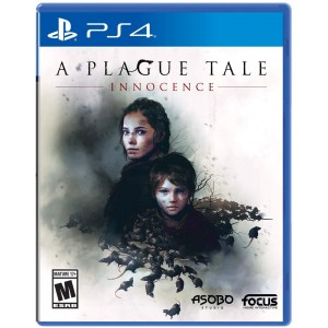 A Plague Tale Innocence Digital (Código) / Ps4