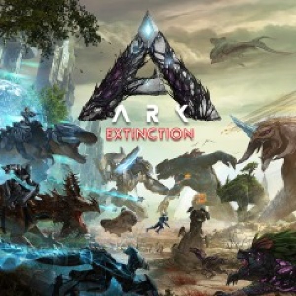 ARK: Extinction Digital (Código) / Ps4