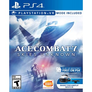 Ace Combat 7: Skies Unknown Digital (Código) / Ps4